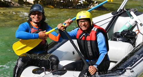 Rafting_Salzburg